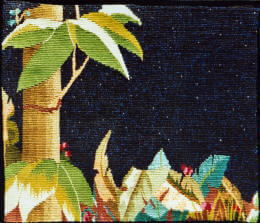 Jungle tapestry image